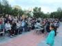 I Межрегиональный фестиваль военных духовых оркестров в Кызыле